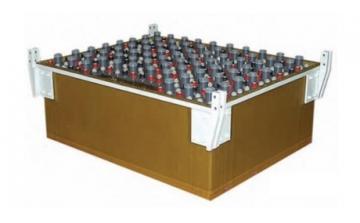 Monitoramento de células de bateria
