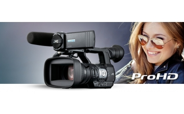 GY-HM600U - ProHD HANDHELD CAMCORDER