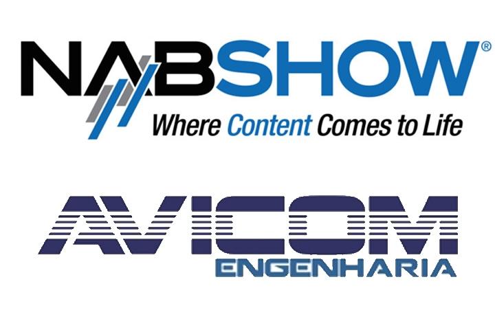 A Avicom estará presente na NABShow 2019